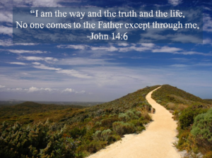 the way the truth and the life John 14 6